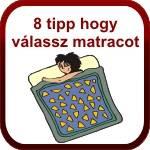 8 tipp hogyan válassz matracot