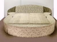 53784f9b7eed Okrúhla posteľ Kristin Kristina - dvojposteľ